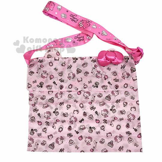 〔小禮堂〕Hello Kitty 兩用行李束帶《粉.多圖》可變側背袋.旅行箱束帶.綁帶 2
