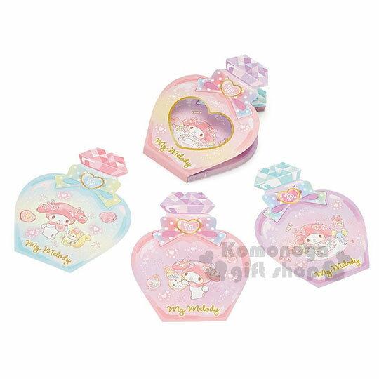 〔小禮堂〕美樂蒂 日製造型香水便條本《粉.老鼠》3種圖案.便條紙 0