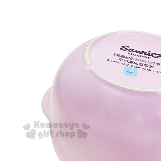 〔小禮堂〕Hello Kitty 高耐熱陶瓷鍋《粉.大臉》1500ml.砂鍋.湯鍋 2