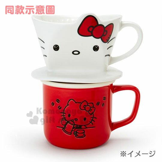 〔小禮堂〕史努比 造型陶瓷手沖濾杯《白.大臉》咖啡杯.精緻盒裝 5