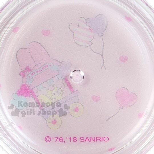 〔小禮堂〕美樂蒂 日製圓盒香氛護手霜《粉.草莓》玫瑰香.護手乳.手部保養 4