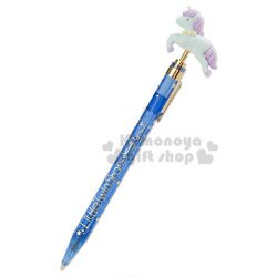 〔小禮堂〕雙子星 日製造型自動鉛筆《深藍》0.5mm.自動筆.迷夜星辰系列