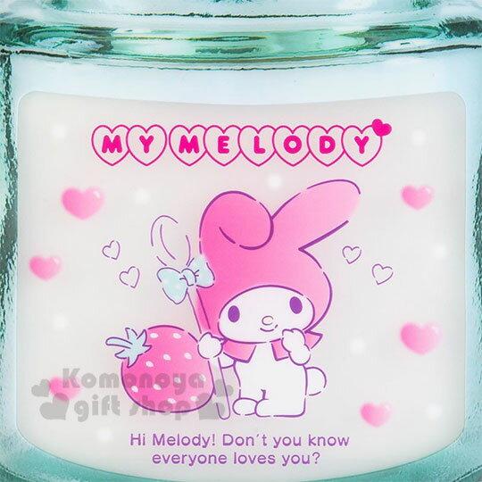 【領券折$30】小禮堂 美樂蒂 罐子造型透明夾鏈袋組《4入.粉.草莓》分類袋.分裝袋.收納袋