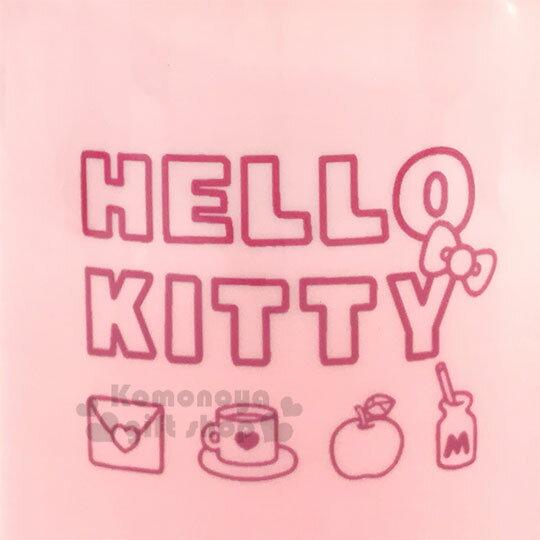 〔小禮堂〕Hello Kitty 造型陶瓷馬克杯《粉.杯邊玩偶》250ml.咖啡杯.茶杯 3