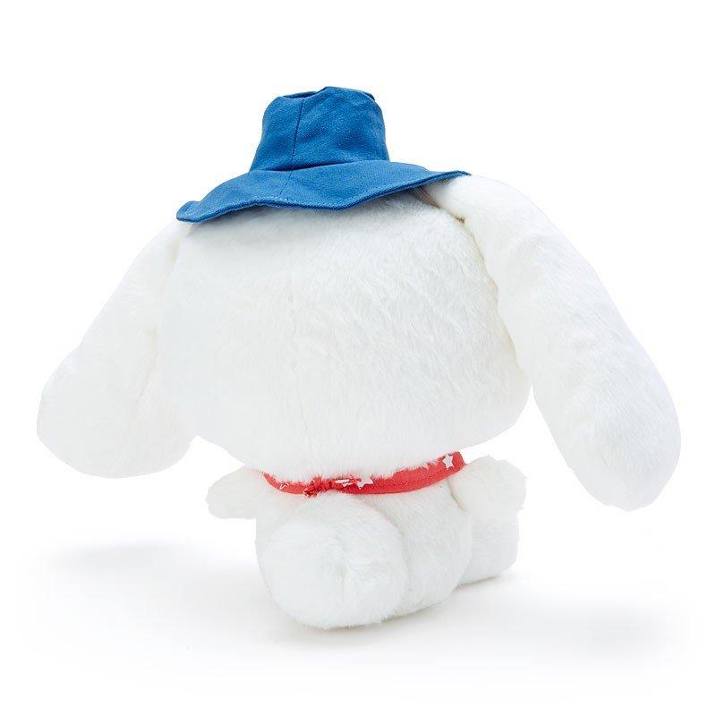 【領券折$30】小禮堂 大耳狗 絨毛玩偶娃娃《M.藍帽》擺飾.玩具.露營派對系列