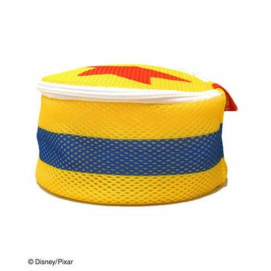〔小禮堂〕玩具總動員 星星 圓筒洗衣袋《黃橘》洗衣網袋 1