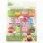 〔小禮堂〕日本TORUNE 水果造型塑膠食物裝飾叉組《8入.綠》甜點叉.水果叉.食物叉 2