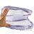 〔小禮堂〕蹦蹦兔 防水海灘袋波士頓包《藍紫.蝴蝶結》透明游泳袋.2020夏日特輯 2