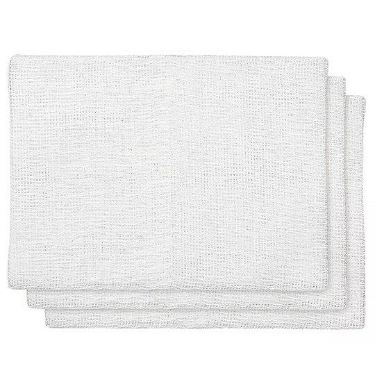 【領券折$30】小禮堂 角落生物 兒童平面布口罩 純棉口罩 平面口罩 (3入 粉白 點點)