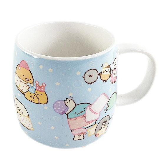 小禮堂 角落生物 陶瓷馬克杯 (睡衣款)