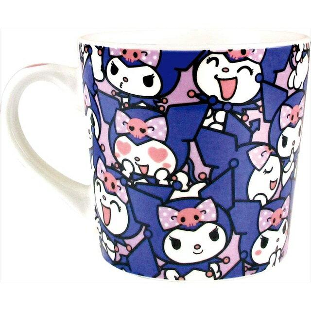 小禮堂 酷洛米 陶瓷馬克杯 (滿版款)