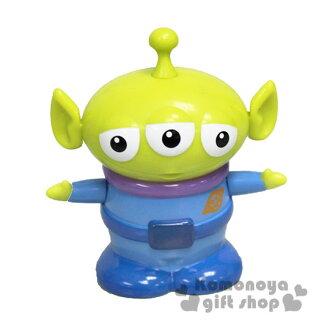 〔小禮堂嬰幼館〕三眼怪 造型發條玩具《小.綠.站姿.M-03》適合3歲以上兒童