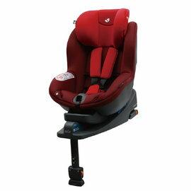 【提籃+汽座組合價】英國【Joie】Isofix 成長型安全汽座(汽車安全座椅)- 紅/灰 1