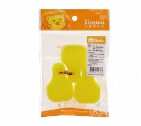 『121婦嬰用品館』辛巴 奈米海綿奶嘴刷替換 3入