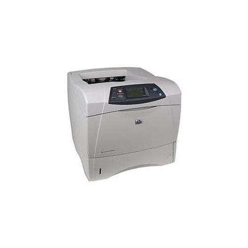 HP LaserJet 4200tn Parallel/LAN B&W Laser Printer 0