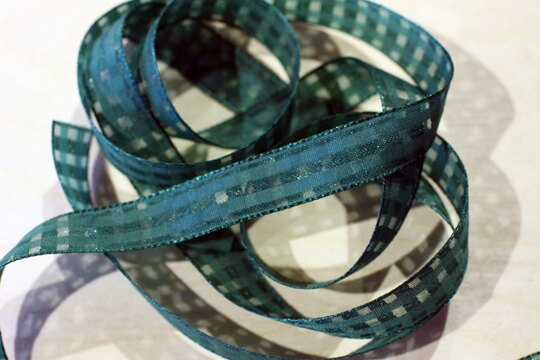 素色格網緞帶-15mm3碼(20色) 9