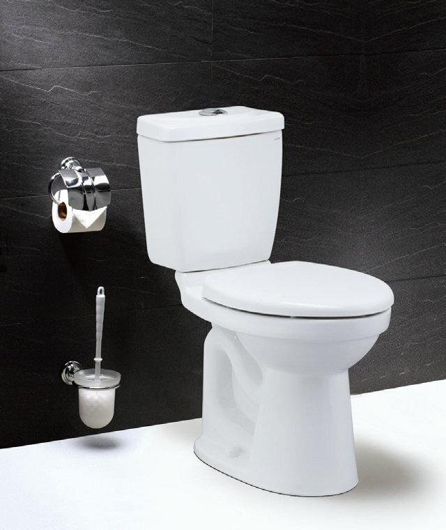 【caesar凱撒衛浴】馬桶附馬桶蓋 含一段式水箱(CT1325/CT1425)