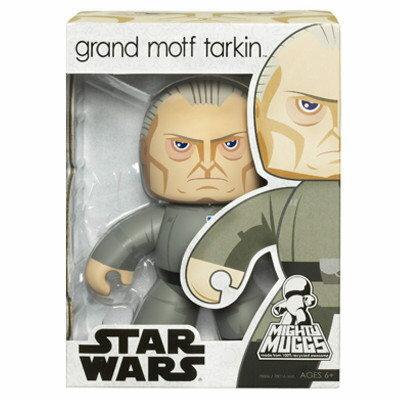 《公仔模型王》[StarWars/星際大戰/星球大戰]Mighty Muggs-莫夫大君 Grand Moff