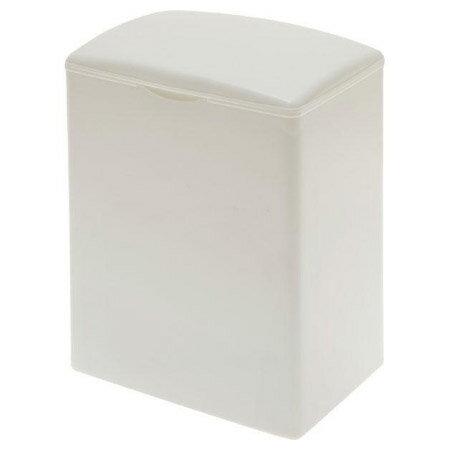 廁所用垃圾桶 7506 WHITE NITORI宜得利家居