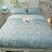 天絲床組  青色波斯王子  多種尺寸組合賣場 100%木漿纖維 6