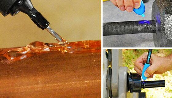 Lazer Bond Liquid Plastic System - 2pk 1