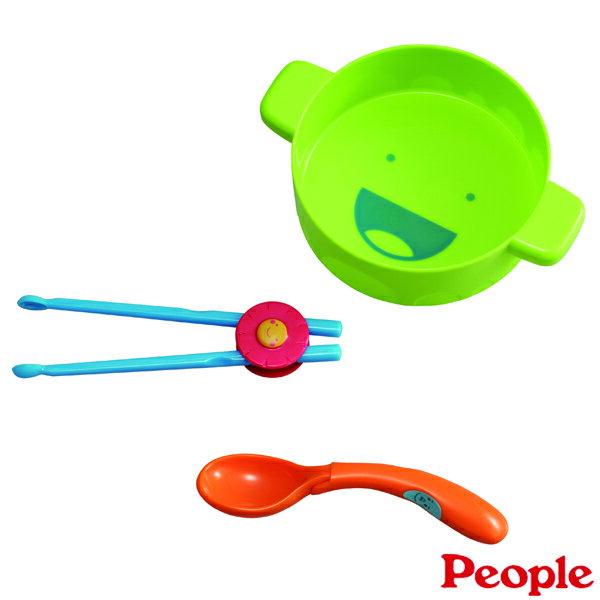 People - 餐具學習玩具組 2