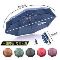 下雨天推薦雨靴/雨傘/雨衣推薦雨傘 四人用雨傘 自動開傘