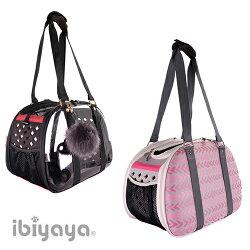 《IBIYAYA依比呀呀》輕巧摺疊小瓏包FC1620(2款)/寵物外出包【免運】