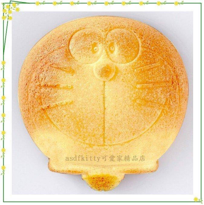asdfkitty可愛家~貝印哆啦A夢大頭矽膠模~做果凍.布丁.巧克力. 皂.蛋糕.麵包~