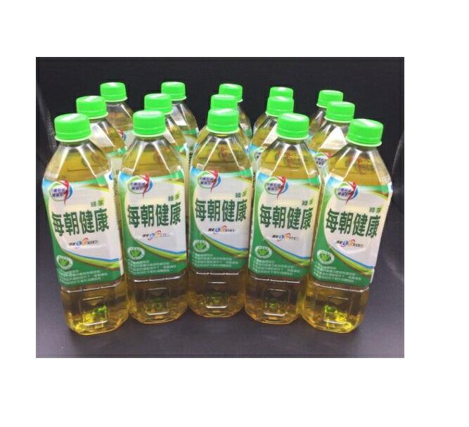 代購 御茶園 每朝健康綠茶(650mlx24入)