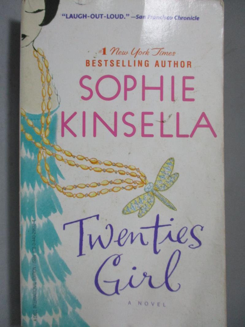 ~書寶 書T1/原文小說_NRE~TWENTIES GIRL 1920魔幻女孩_Sophie Kinsella