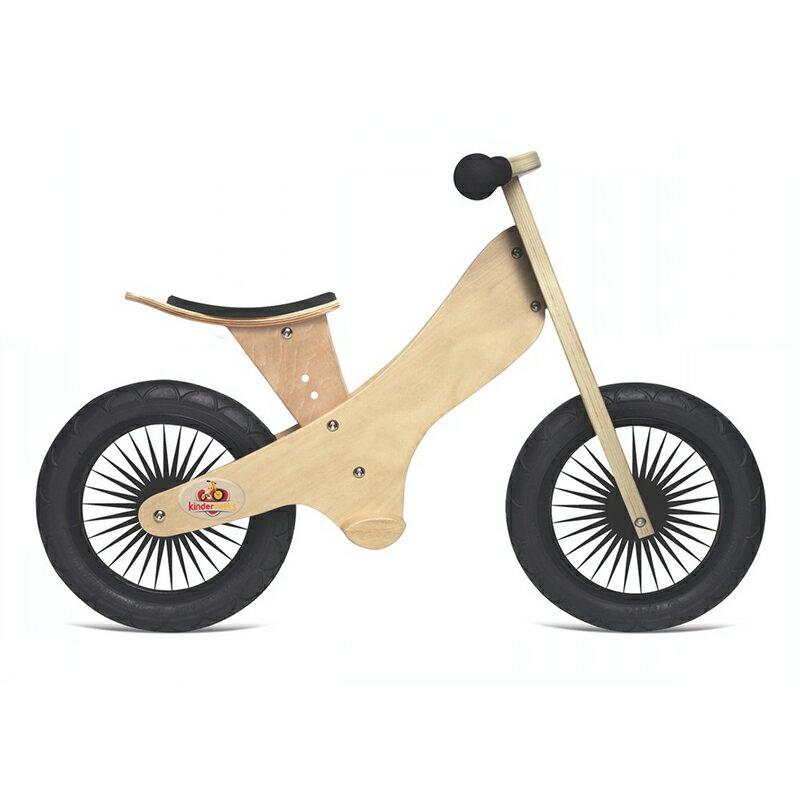 美國【Kinderfeets】木製平衡滑步車/教具車-英雄聯盟系列(森林戰士) 0