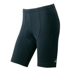 PEARL iZUMi W220-3DNP 涼感抗菌抗UV短車褲(女款 黑色)