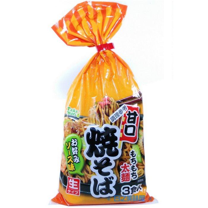 日本高森燒炒麵3食516g/4901959100390