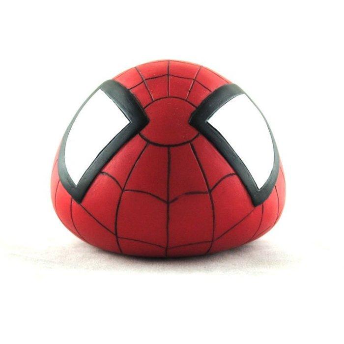 =優生活=現代簡約創意個性時尚蜘蛛人擺設陶瓷蜘蛛人菸灰缸 卡通創意菸灰缸 公仔擺設