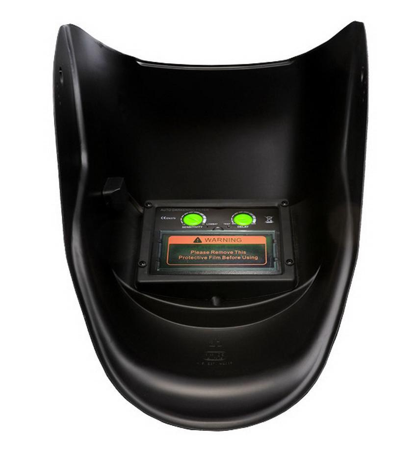 Solar Powered Auto Darkening Welding Helmet Arc Tig Mig Grinding Protective Weld Mask 4