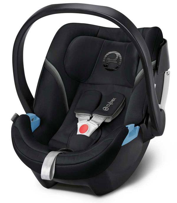 Cybex ATON 5 嬰兒提籃型安全座椅/ 嬰兒汽座- 曜石黑 2018