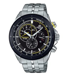 CASIO卡西歐EDIFICEEFR-561DB-1A太三針三眼計時碼錶經典時尚腕錶