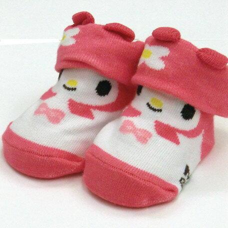 美樂蒂嬰兒襪子幼兒襪子 0-1歲【尋寶生活小舖】
