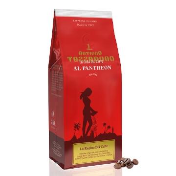 咖啡豆【Tazza D`oro 】義大利金杯女王咖啡豆(250g/包) 【尋寶生活小舖】