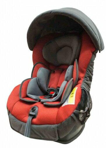 Britax - Galaxy 0-4歲汽車安全座椅(汽座) -真紅