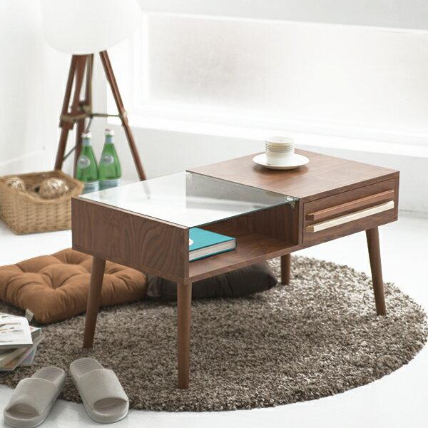 茶几桌 / 和室桌 / 客廳桌 Victoria雙色調強化玻璃茶几(三色) MIT台灣製 完美主義【Q0050】好窩生活節 1