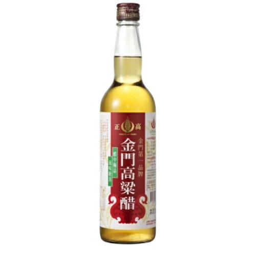 正高 金門高粱醋 600ml
