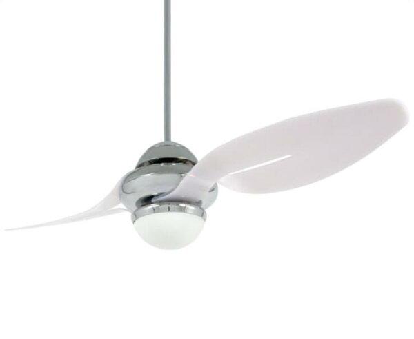 【Libellula蜻蜓系列】★雪白色2葉塑膠葉片芬朵VENTO54吋110V吊扇藝術吊扇★永光照明