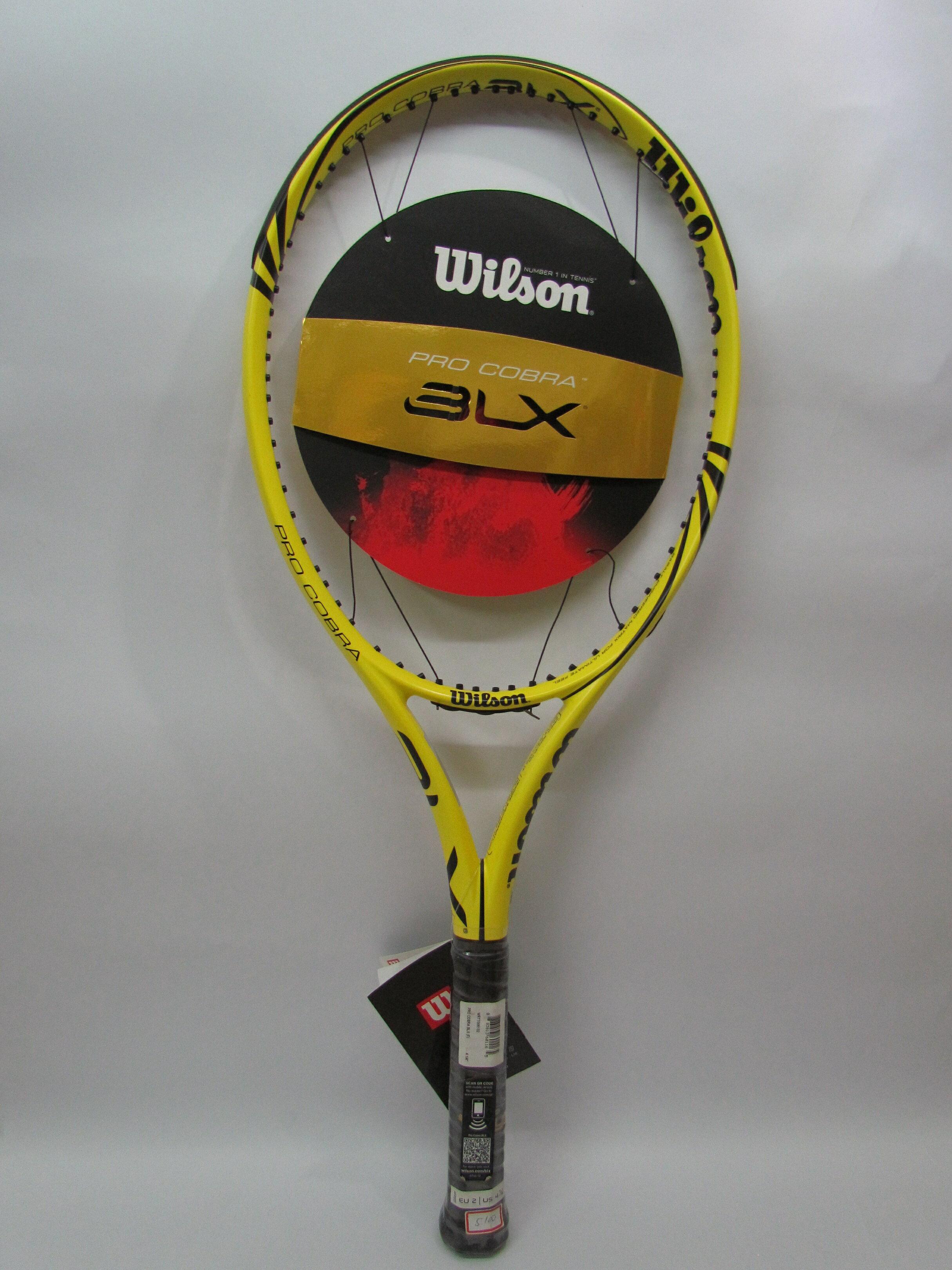Wilson專業網球拍 Pro Cobra BLX