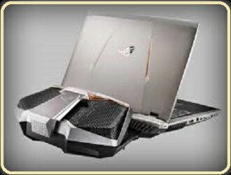 華碩 ASUS ROG GX800VH_KBL-0041A7820HK 水冷式超頻王者 雙顯示卡 電競筆電i7-7820HK/16G*4/512G SSD*3/GTX1080 8G/WIN10