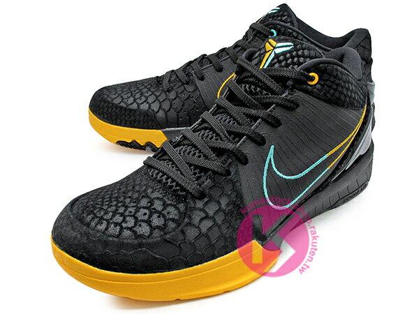 2019 經典籃球鞋款 進化復刻登場 創新配色 NIKE KOBE IV 4 PROTRO BLACK MAMBA SNAKESKIN 黑黃 蛇紋 曼巴 後 ZOOM AIR 氣墊 籃球鞋 Bryant 強力著用 MVP 24 (AV6339-002) ! 1