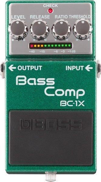 BOSS BC-1X Bass Comp 貝斯 壓縮 效果器【唐尼樂器】