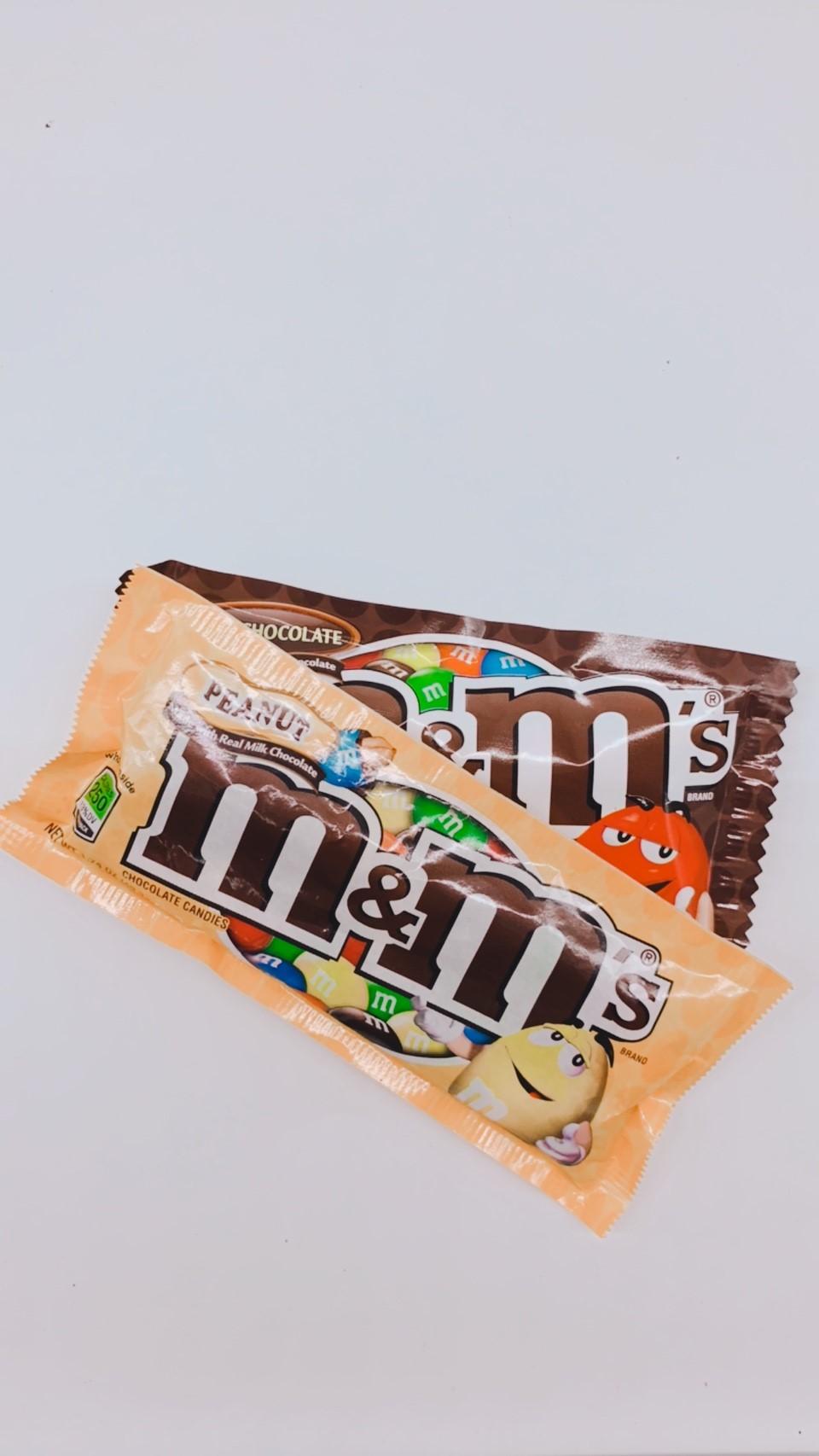 MM 巧克力 零食 花生巧克力 糖果 融化巧克力 經典零食