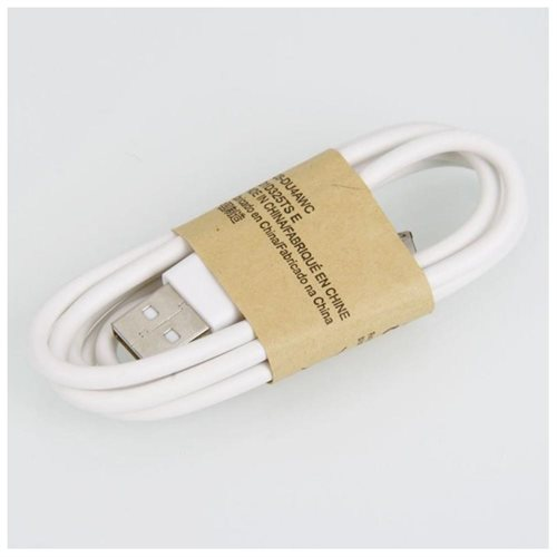 Samsung MicroUSB to USB Date Charge Cable ECB-DU4AWE 3 Foot for Galaxy S3 S4 Note 4 N7100 and Other Cellphones White 1
